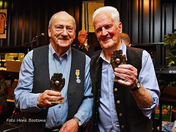 Piet Bosgraaf en Evert Heeg